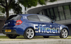 BMW 1 Series are taking part in the driver training programme from the Energy Saving Trust called Smarter Driving