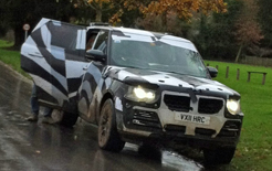 All-new Range Rover for launch in 2012 caught testing in disguise