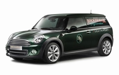 MINI Clubvan Concept, which has been designed by MINI for small businesses, will be unveiled at the Geneva Motor Show