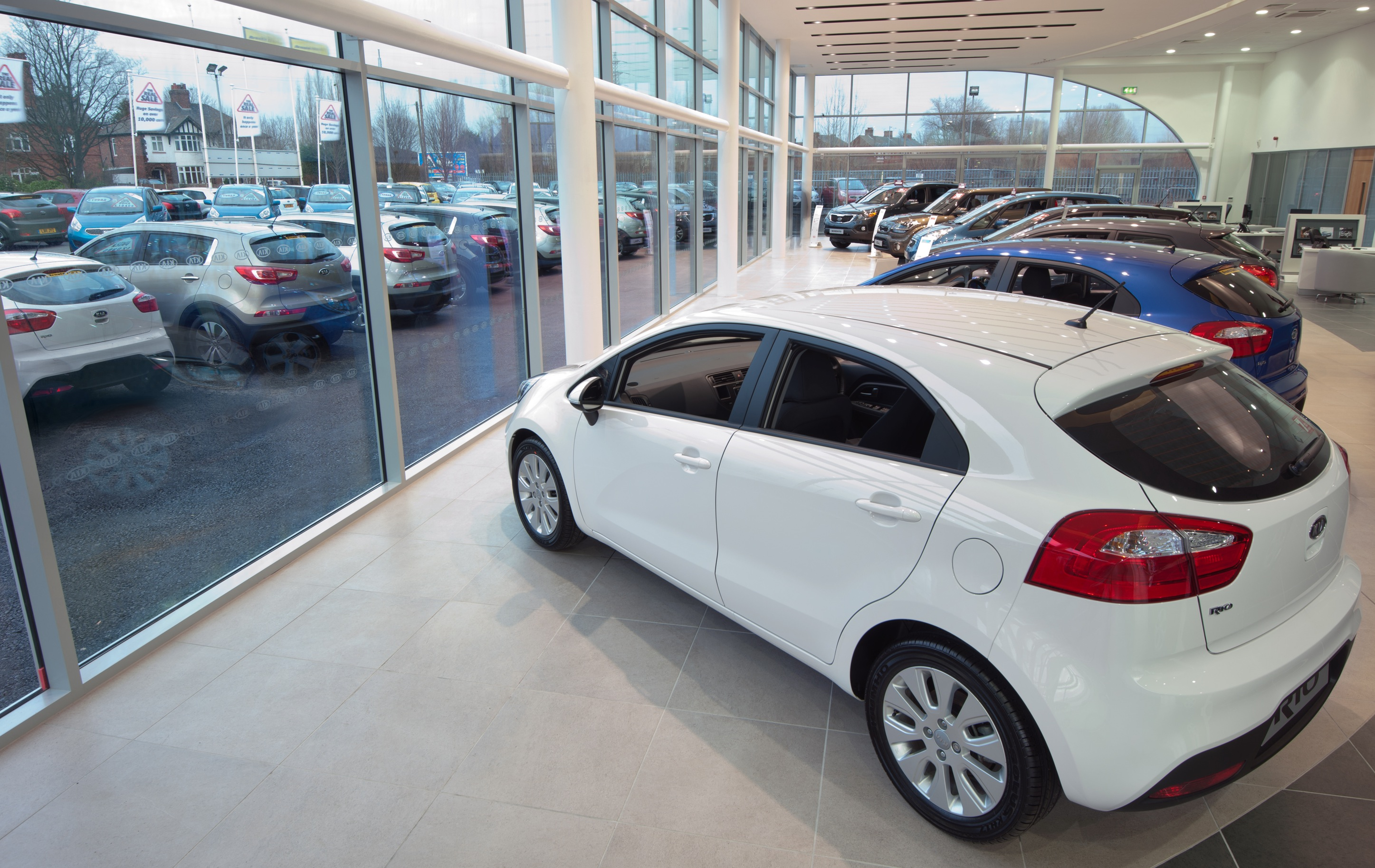 Buying A New Car Business Car Manager