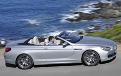 BMW 640i SE Convertible business car road test report