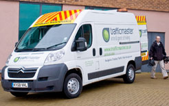 Trafficmaster are taking Citroen vans for the company </p> 									</div>  				<div class=