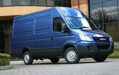 Iveco Daily now with free Trafficmaster