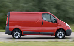 Vauxhall Vivaro is part of Lombard's special small business deal