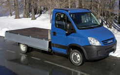 Iveco is offering price reductions on JC Payne conversions