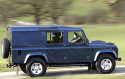Land Rover Defender 110 Utility Wagon