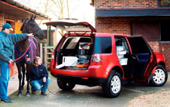 Land Rover Freelander 2 commercial vehicle launched