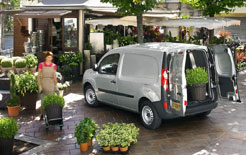 New Renault Kangoo van news report and details