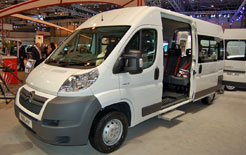 Commercial Vehicle Operator Show launches in 2010