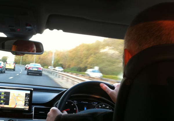 Drving on motorways can make you doze off - unless you follow our driving advice
