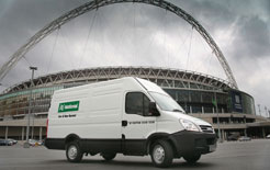 Iveco Daily named Van of the Year