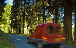 Energy Saving Trust is offering free advice on greener fleet driving to small businesses