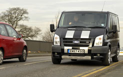 Ford Transit - most reliable van on the road