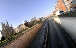 Manchester Ring Road will be affected by new Congestion Charge