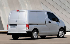 Nissan NV200 prices from £12,090 plus VAT