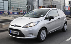 Ford Fiesta Van ECOnetic