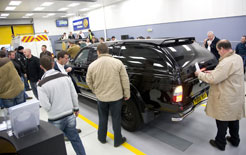 Double cab at Manheim auction