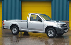 Isuzu 4x2 Rodeo Single Cab