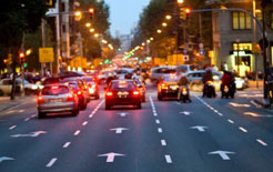 Rush hour traffic is getting worse says Citroen report