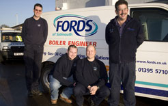 Fords of Sidmouth engineers