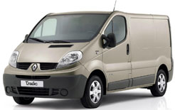 Renault Trafic phase 3 now on sale