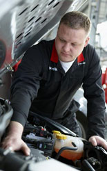 Manufacturing was worst hit by inflation costs thanks to increases in servicing vans and fuel