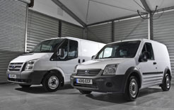 Ford Transit Leader and Ford Transit Connect Leader
