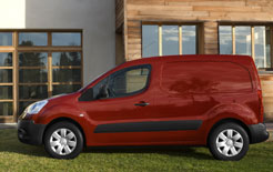 Citroen Berlingo: available from Bestvandeals.com from £160 per month on contract hire