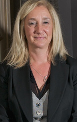 Julie Jenner, re-elected chairman of ACFO for 2010