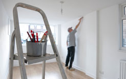 Painters and decorators face their own risks - advice covers these specific trades