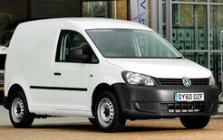 VW has a range of contract hire and finance lease offers on its van range
