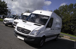Northgate rental vans