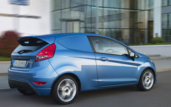 Ford Fiesta SportVan - all vans must be registered on the Motor Insurance Bureau Database