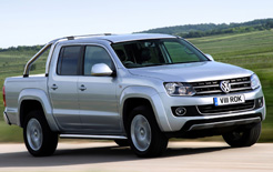Volkswagen Amarok double cab pick-up prices announced for UK