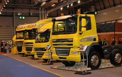 Heavy truck makers have pulled out of CV Show