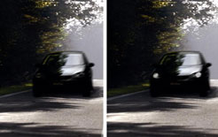 From February 7, 2011, daytime running lights have been made legal on all new cars
