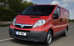 Vauxhall Vivaro will continue being built at Luton
