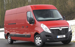 Vauxhall is offering a van swappage scheme worth up to £7500 for van operators affected by the London Low Emission Zone