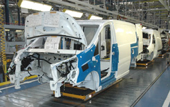 The Sevelnord joint production venture between PSA Peugeot-Citroen and Fiat will be terminated at the end of 2017