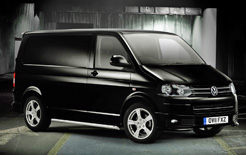 Enhanced Sportline versions of the new Volkswagen Transporter van range are now available to order with prices from £27,385