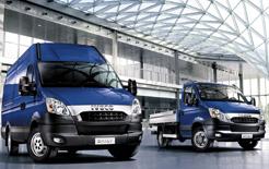 Euro 5 compliant Iveco Daily launches in September