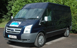 Ford Transit sales continued to climb in July despite the overall decline in light commercial vehicle sales in July 2011