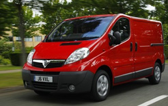 Vivaro - Vauxhall vans are top choice for small businesses