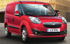 New Vauxhall Combo van goes on sale in February 2012 costing from £14,703