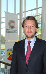Sebastiano Fedrigo appointed to director of Fiat Group Automobiles UK's commercial vehicle division