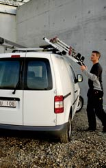 New Thule Professional for business van users