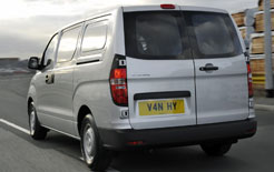 New Hyundai iLoad panel van prices start at £13,595