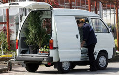 Piaggio Porter Panel Van - special finance deal available