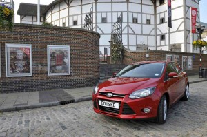 New Ford Focus EcoBoost, winner of Best Company Car