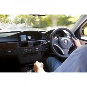 BMW ConnectedDrive in-car technology
